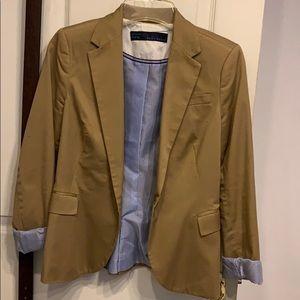 ZARA basics blazer